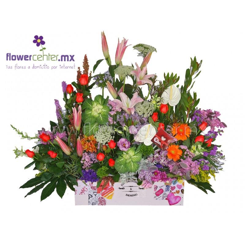 Arreglos Florales Vintagerosasflorerias En Guadalajararamosenvios Floralesvintageexoticos