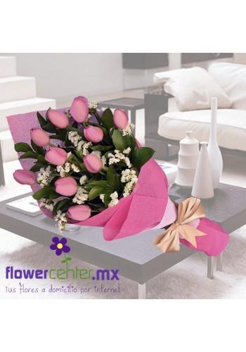10 Tulipanes Fiushas