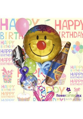 Ramillete Happy Birthday