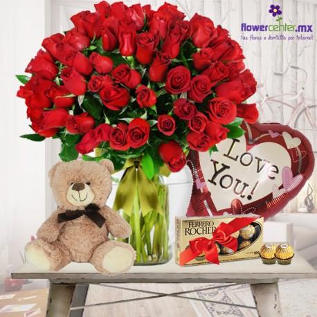 Amor Interminable De: 2555.00 - A:2250.00