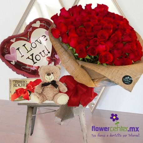 Combo Amor Verdadero De: 2405.00 A-2100.00
