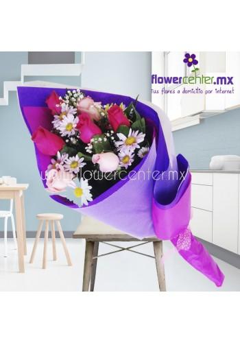 Bouquet Ternura de Amor