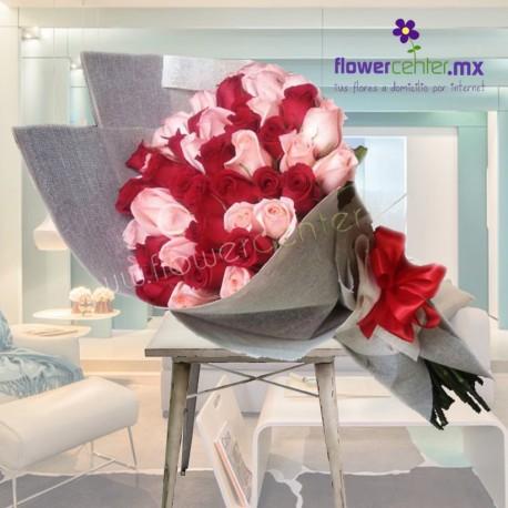 Bouquet Pasion De Colores